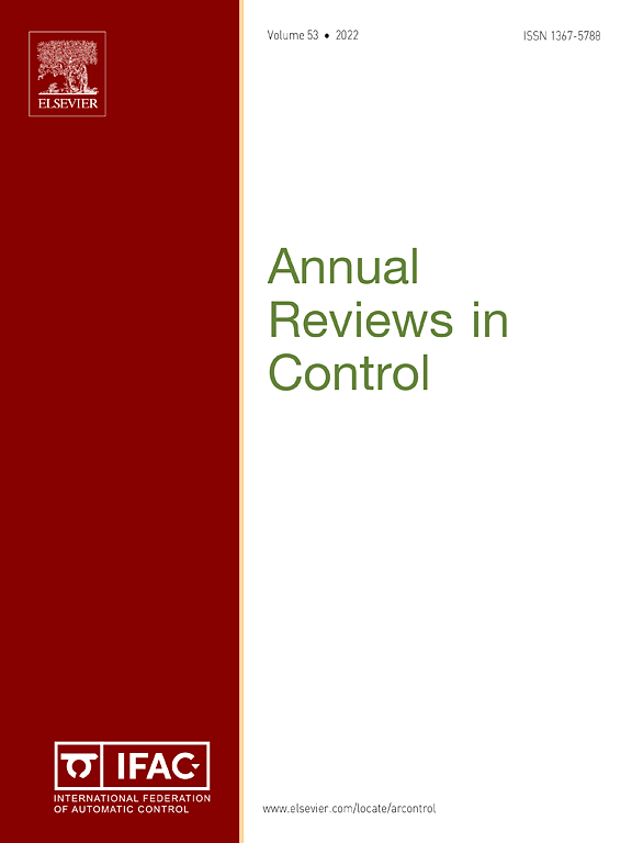Annual Reviews in Control | Journal | ScienceDirect com