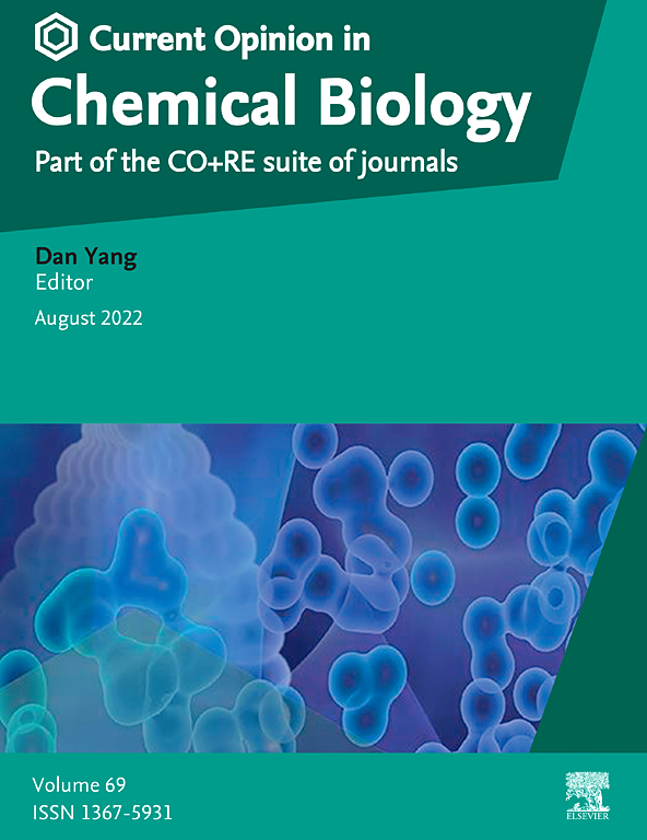 Cover image Current Opinion in Chemical Biology