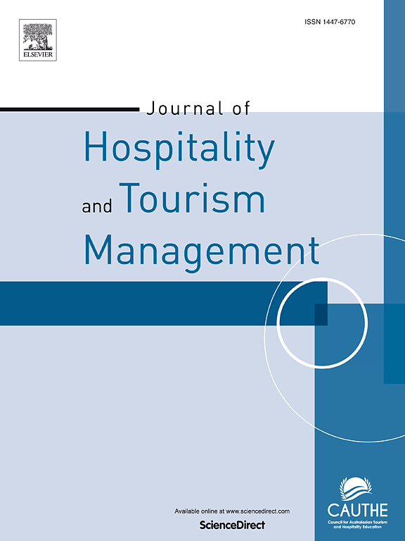 scope of hospitality industry pdf