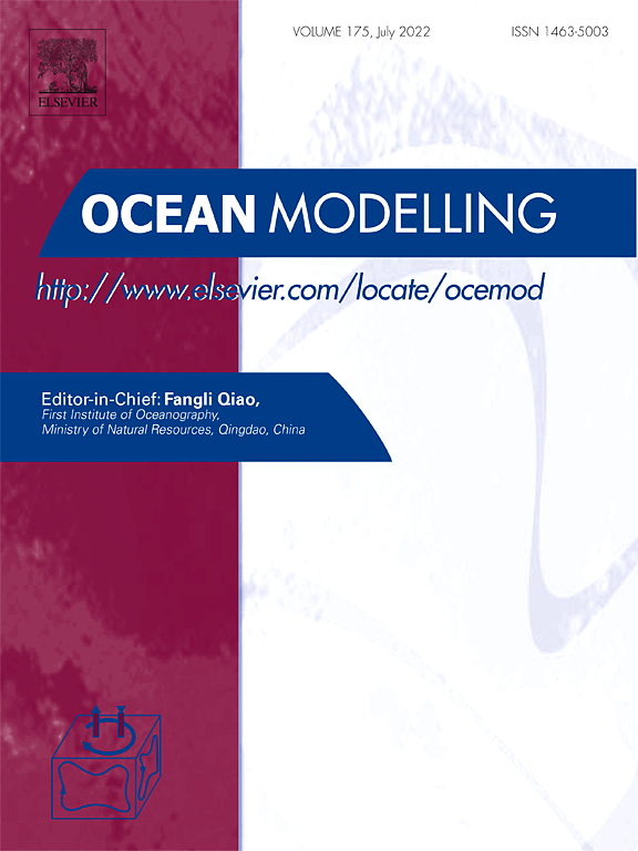 Ocean Modelling | Journal | ScienceDirect com