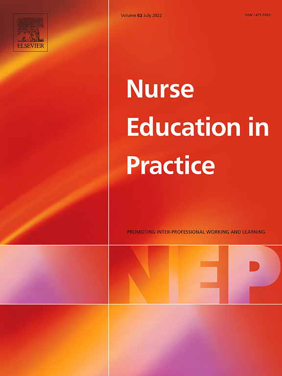 philosophy of nursing education examples
