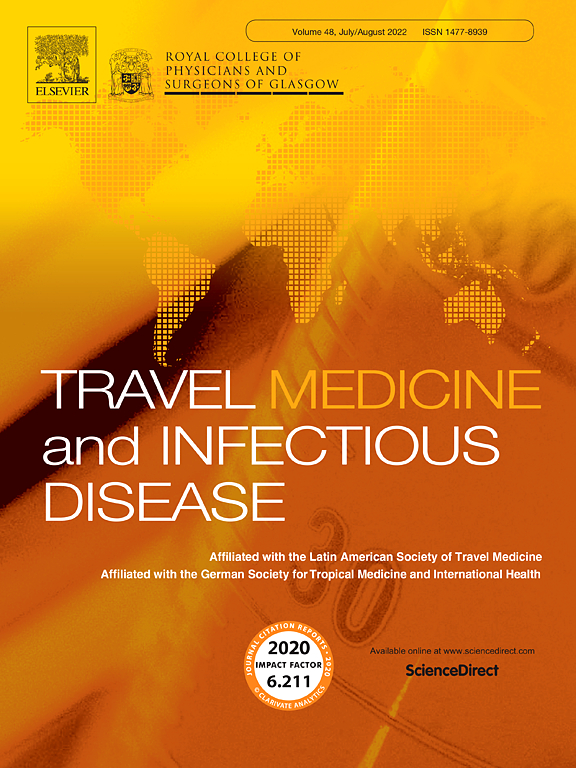 Travel Medicine and Infectious Disease | ScienceDirect com
