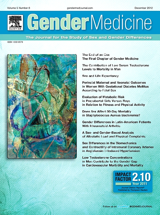 Journal of sex and gender
