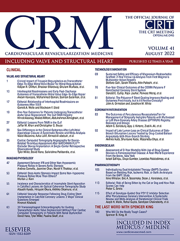 Cardiovascular-Revascularization-Medicine