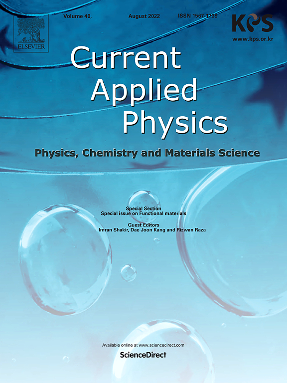 Current Applied Physics