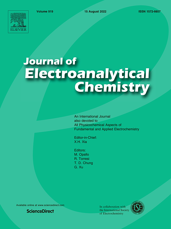 Journal of Electroanalytical Chemistry | ScienceDirect com