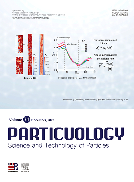 Particuology, Science Direct