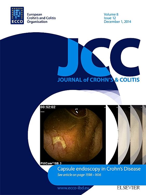 Journal of Crohn's and Colitis | ScienceDirect com