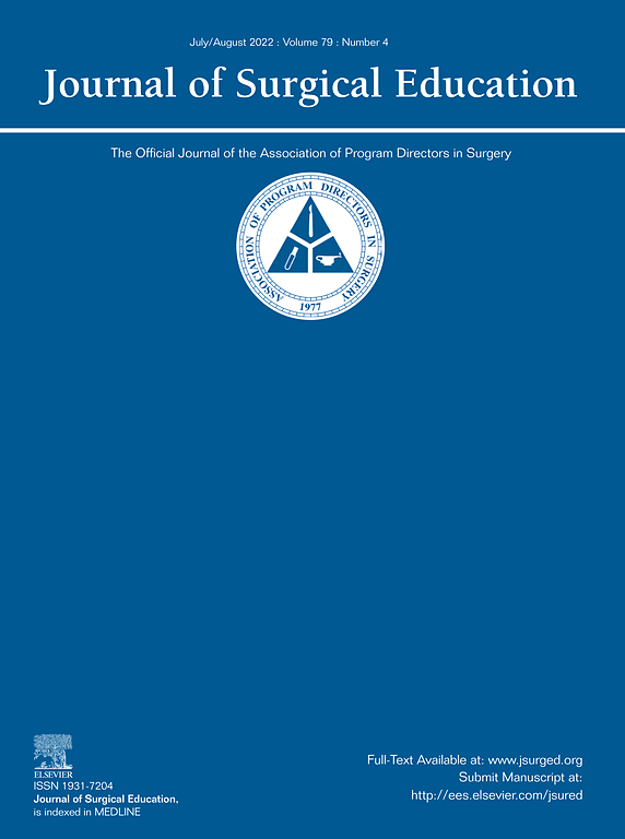 Journal of Surgical Education   ScienceDirect com
