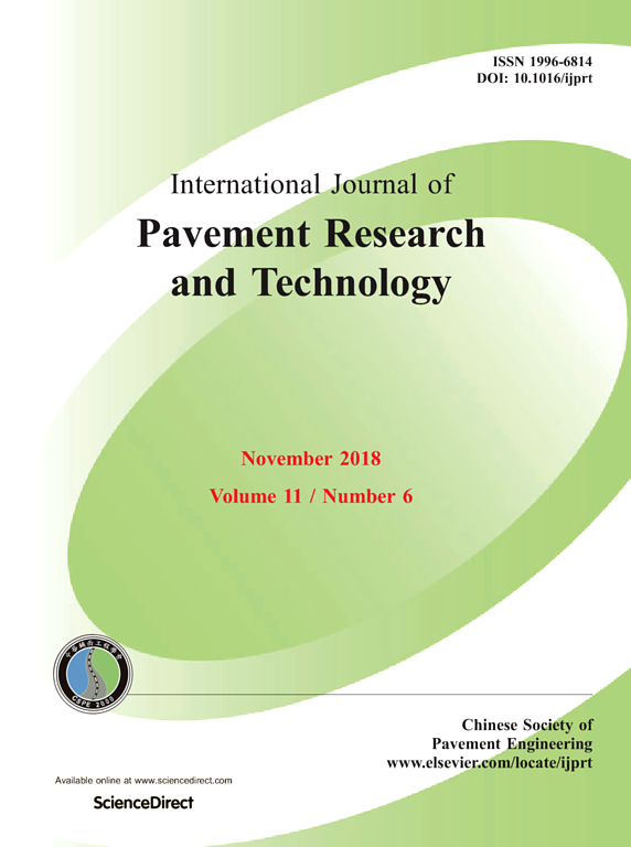 International Journal Of Pavement Research And Technology