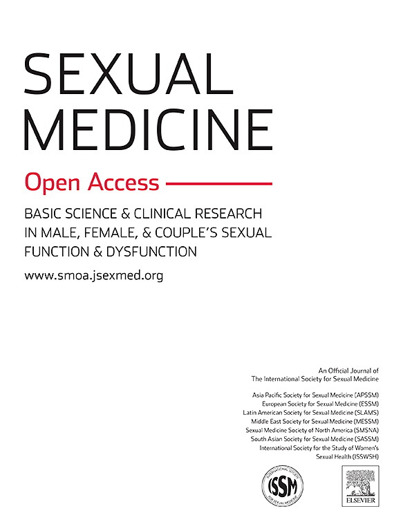 Journal of sexual health medicine