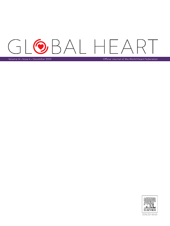 Cover image Global Heart