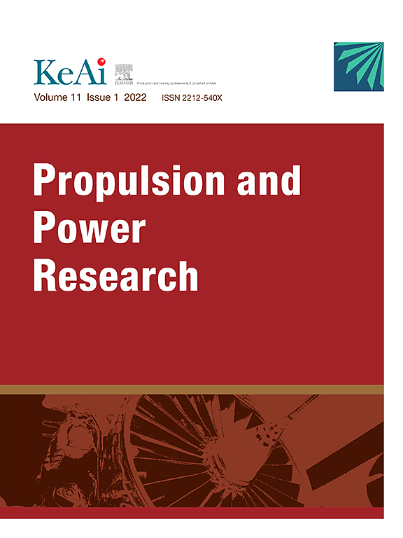 Propulsion And Power Research Journal Sciencedirect Com By Elsevier