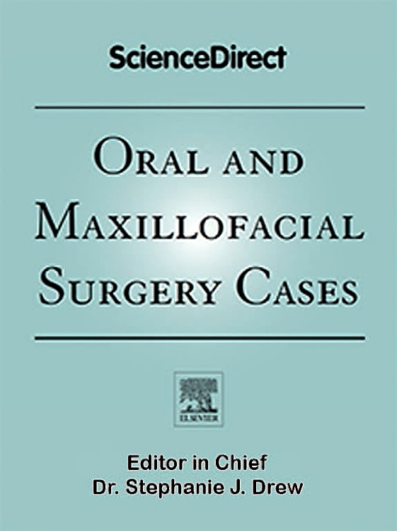 Cover image Oral and Maxillofacial Surgery Cases