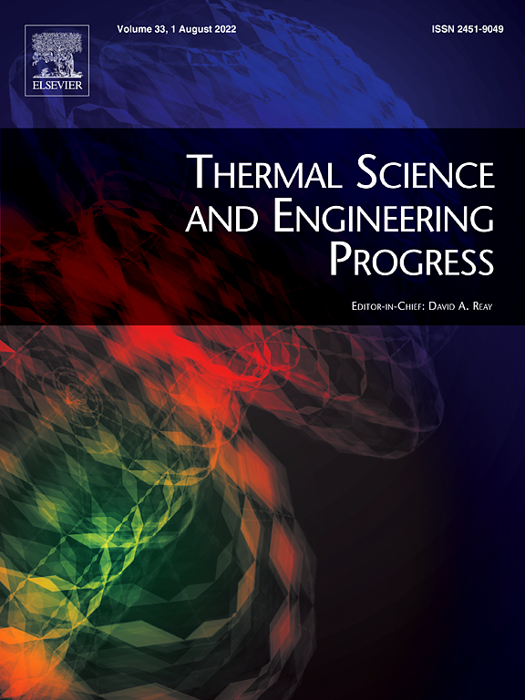 Thermal Science and Engineering Progress | Journal