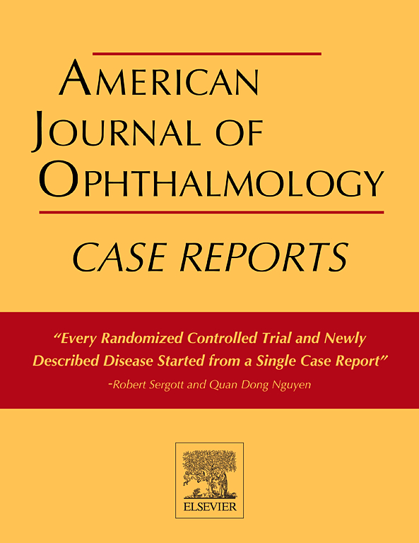 Home Page: American Journal of Ophthalmology