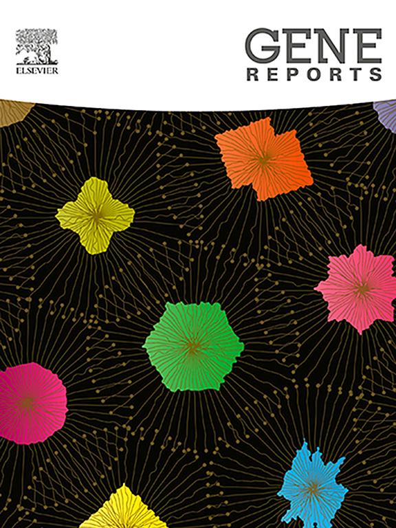 Gene Reports | Journal | ScienceDirect com