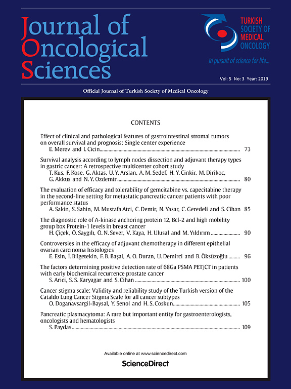 articles on ovarian cancer from journals