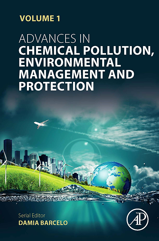 Cover image Advances in Chemical Pollution, Environmental Management and Protection